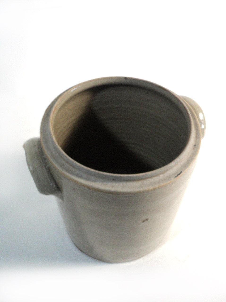 pot en gr 232 s 233 maill 233 gris grand pot gris 233 pot normand