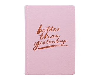 2017 Diary Planner  | A5 HC | Pink Jasmine Dowling | 2017 Planner | 2017 Weekly Planner | 2017 Agenda | To Do List | inspirational quotes