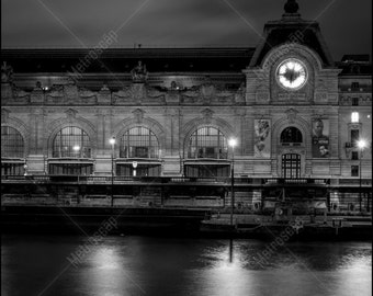 Black and White, Paris Photography, Paris France Photography , Fine Art Photography, Paris Pictures, Musee d'Orsay