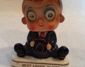 BEST LOVER AWARD Bobblehead