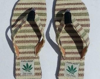 Pure Hemp Eco friendly Bohemain Sandal