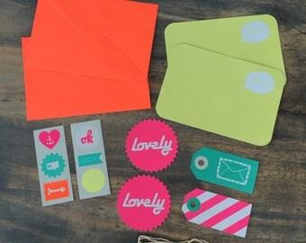 Snail mail set (OV01)