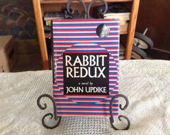RABBIT REDUX by John Updike, First Edition, Third Printing hdbk