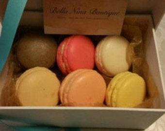 French Macaron Soap