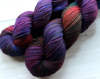Festival - 80/20 superwash merino nylon 2-ply sock yarn