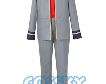Twin Star Exorcists Rokuro Enmadou Cosplay Costume