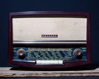 Bluetooth - 1958 - Vintage radio - A.BSOLUMENT - KM005