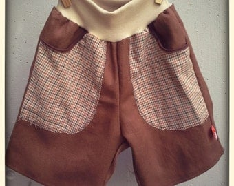 vintage styled shorts in size 4