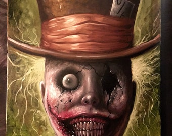 Were all mad here (mad hatter)