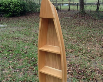 Solid Cedar Wooden Boat Shelf Rowboat Shelf Canoe Shelves Skiff Boat Shelf Home Decor