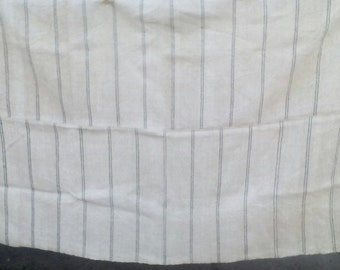 Antique homespun hemp blanket 130*170cm