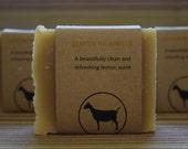 Lemon Meringue - Goats Milk Soap