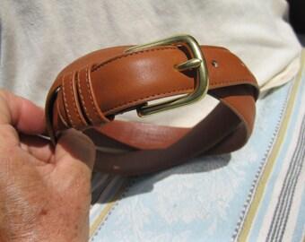 Coach British Tan Belt,Made in USA, Size 30