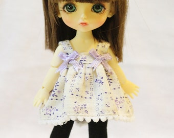 Top and Pants For Lati Yellow / Pukifee Outfit #L006