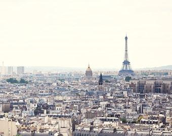 Paris Skyline Etsy