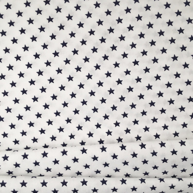 Patriotic stars 46114 blue patriotic prints galaxy fabrics for Galaxy fabric canada