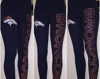 Denver Broncos Leggings