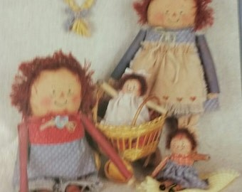 "7"" & 3"" Cinnamon Stick Dolls"