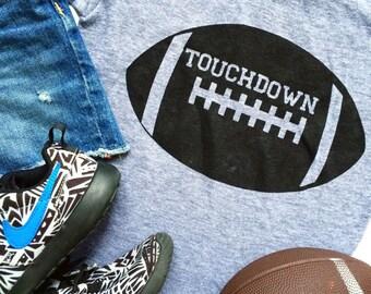 Touchdown football tshirt