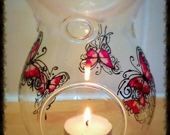 Butterfly Burners