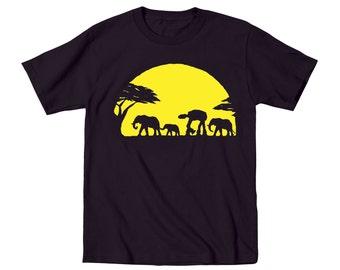 At-At Sunset Funny Retro Humor Star Wars Toddler T-Shirt DT1340