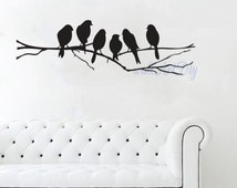 beliebte artikel f r branch stencil auf etsy. Black Bedroom Furniture Sets. Home Design Ideas