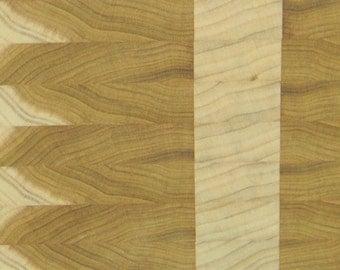 Poplar End Grain Cutting Board