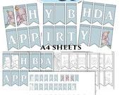 OLI_birthday banners- ELEPHANT DIGI STAMP