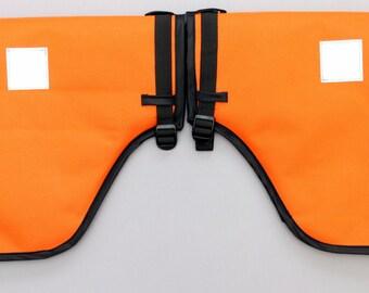 Winter bar gloves - orange