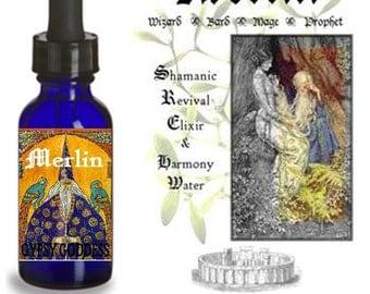 MERLIN SHAMANIC REVIVAL Elixir by Gypsy Goddess