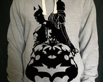 Batman hoodie sweatshirt Batman Beyond DC Comic best batman tee bruce wayne