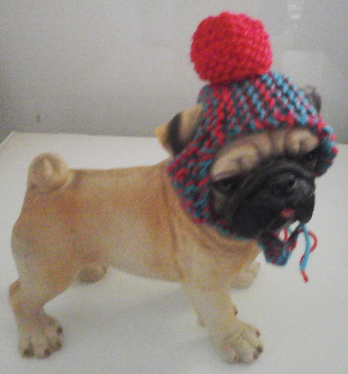 Knitted Cat Hat Dog Hat Hats for Cats Hamster Clothing Pet