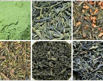 Green Tea Tester