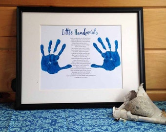 Little Handprints Memory Maker