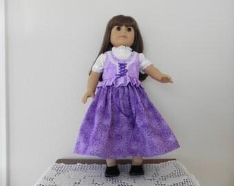 Scandinavian style jumper for American Girl doll