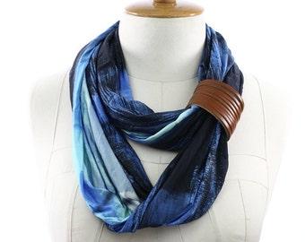 striped scarf, Infinity Scarf ,Circle Scarf -Women's Fashion Accessories, Loop Scarf,Shawl