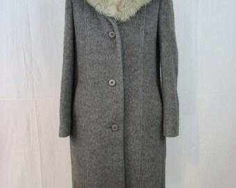 Wool Vintage coat