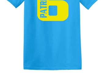 Customized Birthday Boy T-Shirt with Name
