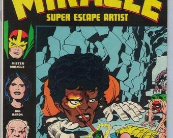 Mr. Miracle 16 Nov 1973 VF (8.0)
