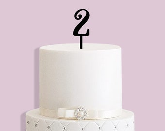 Any Age Cake Topper
