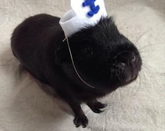 Sailor Hat For Guinea Pigs