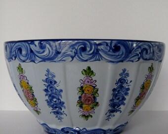 Large Portuguese Serving Bowl