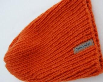 The Shipyard Hat  - Orange