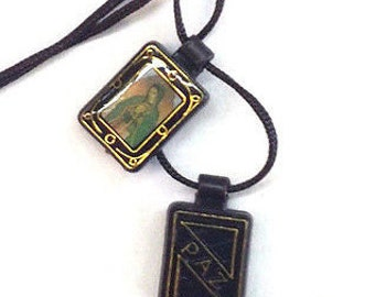 Scapular Lady of Guadalupe -