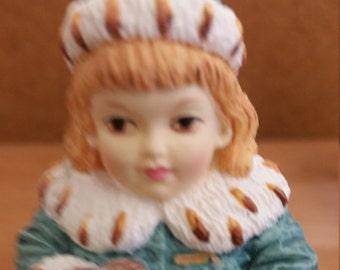 Maud Bogarts Winter Days figurine