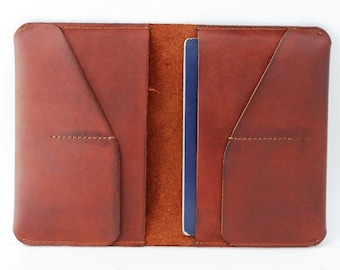 Gifts for Wife - Gift For Her - Easter gifts - Handmade wallets - Leather purse - Easter Gift for Her - girlfriend gift - Mens Gift