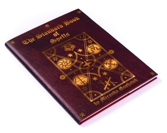 Harry Potter Spell Book - Hogwarts Standard Book of Spells by Miranda Goshawk - Wizarding World of Harry Potter (67 pages complete)