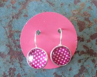 Sleepers ears earrings