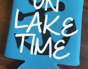On Lake Time Drink Holder