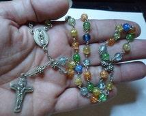 Gorgeous New Handmade Rosary Beads